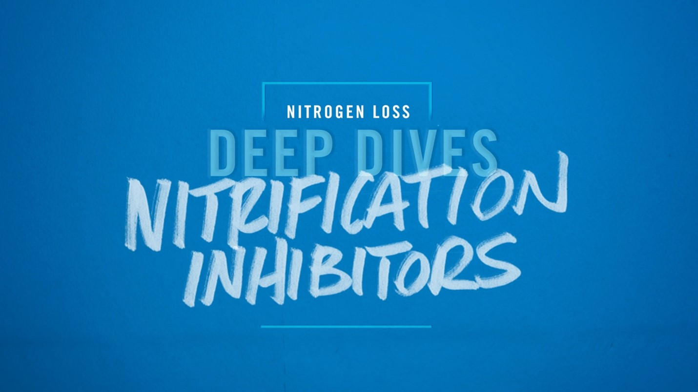 Deep Dive Video on Nitrification Inhibitor