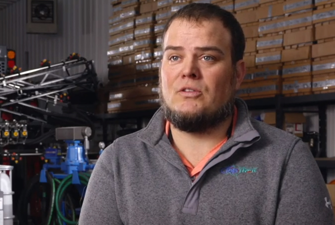 VP, Sales & Agronomy - MFA Incorporated, Dr. Jason Weirich, sits down to give his SUPERU testimonial