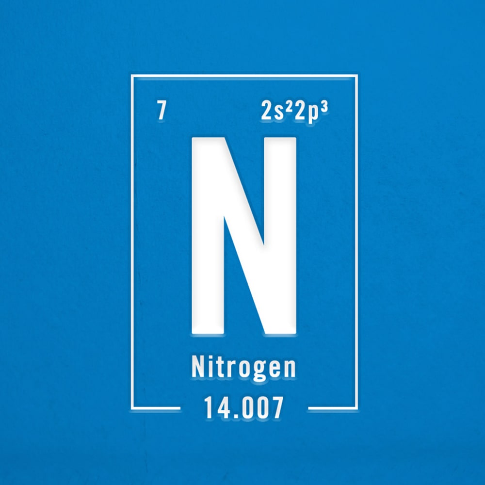 Nitrogen element on Periodic Table